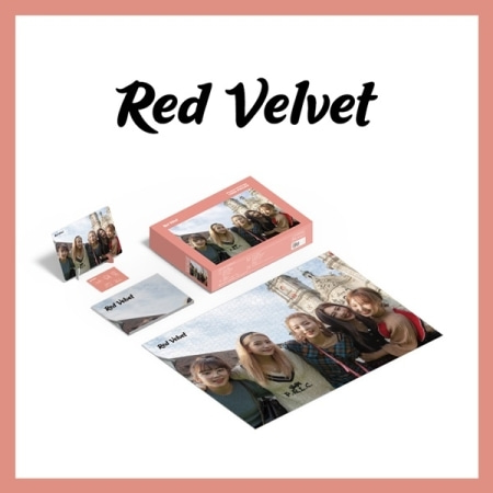 RED VELVET - PUZZLE PACKAGE LIMITED EDITION (GROUP Ver.) Koreapopstore.com