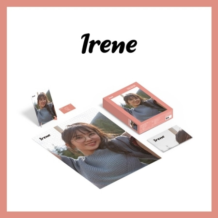 RED VELVET - PUZZLE PACKAGE LIMITED EDITION (IRENE Ver.) Koreapopstore.com