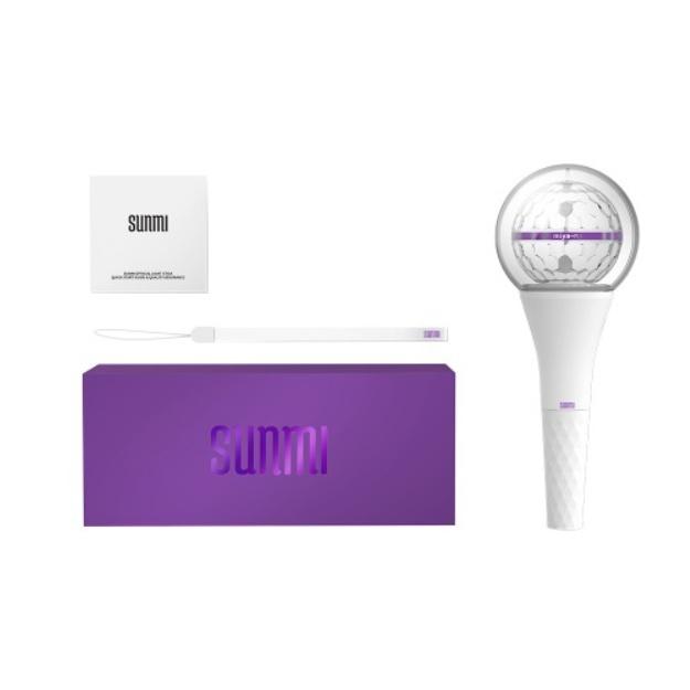 [SUNMI] Official Light Stick Koreapopstore.com