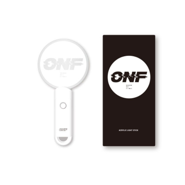 [ONF] GO LIVE ON STAGE ACRYLIC LIGHT STICK Koreapopstore.com