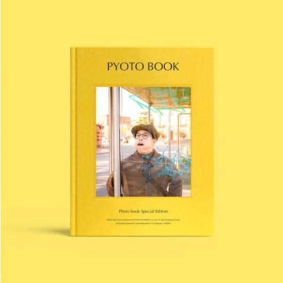 P.O PHOTOBOOK - PYOTO BOOK Koreapopstore.com