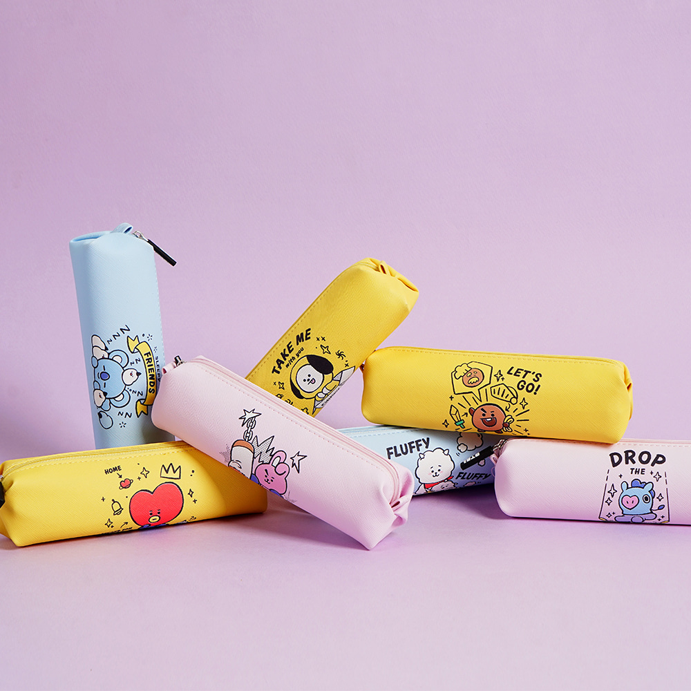 [BT21] Stick Pencil Case Ver.2 (KHF) Koreapopstore.com