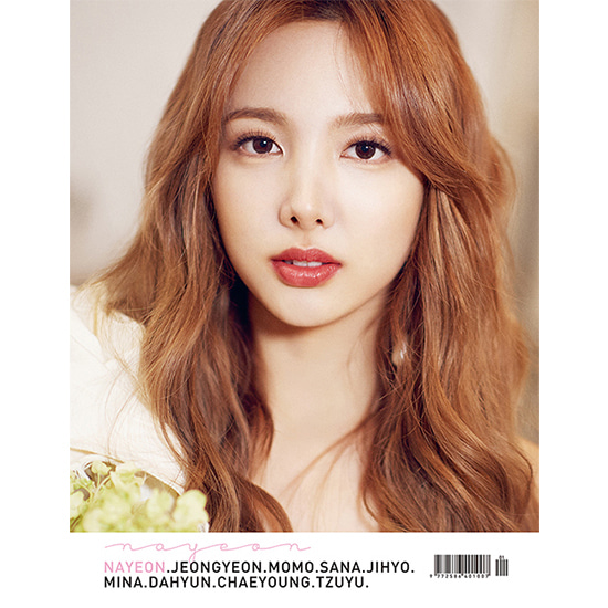 [Ship from 19th/MAR] [D-icon] Vol.07 TWICE, You only live ONCE : 01 NAYEON Koreapopstore.com