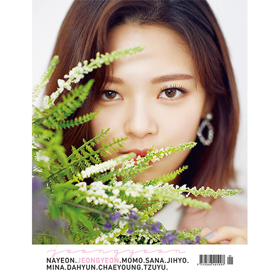 [Ship from 19th/MAR] [D-icon] Vol.07 TWICE, You only live ONCE : 02 JEONGYEON Koreapopstore.com