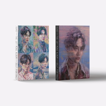 SUHO - SELF-PORTRAIT (1ST MINI ALBUM) Koreapopstore.com