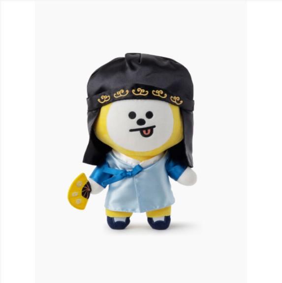 [BT21] Standing Doll Hanbok Edition : CHIMMY (LF) Koreapopstore.com