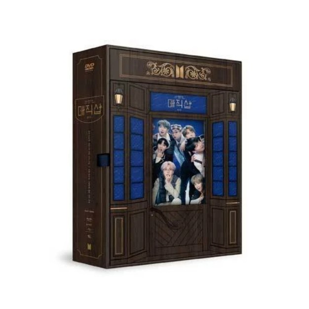 [~6th/APR] BTS - 2019 BTS 5TH MUSTER [MAGIC SHOP] DVD Koreapopstore.com
