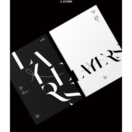 ONG SEONG WU - LAYERS (1ST MINI ALBUM) Koreapopstore.com