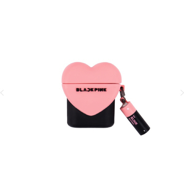[BLACKPINK] AIRPODS SILICONE CASE SET Koreapopstore.com