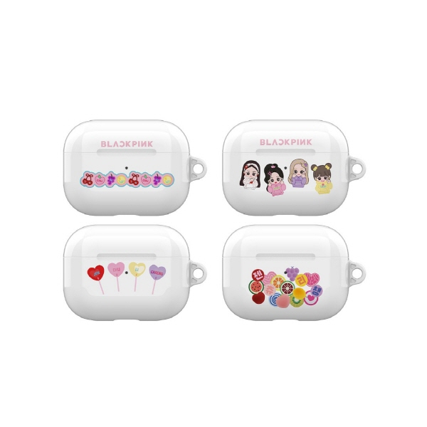 [TRADIT] [BLACKPINK] [YGBOX8] BLACKPINK AIRPODS PRO CASE Koreapopstore.com
