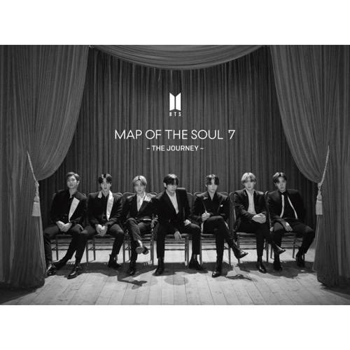 [Ship From 15th/JUL] BTS - MAP OF THE SOUL : ~7 THE JOURNEY~ Type A (JAPANESE OFFICIAL) Koreapopstore.com