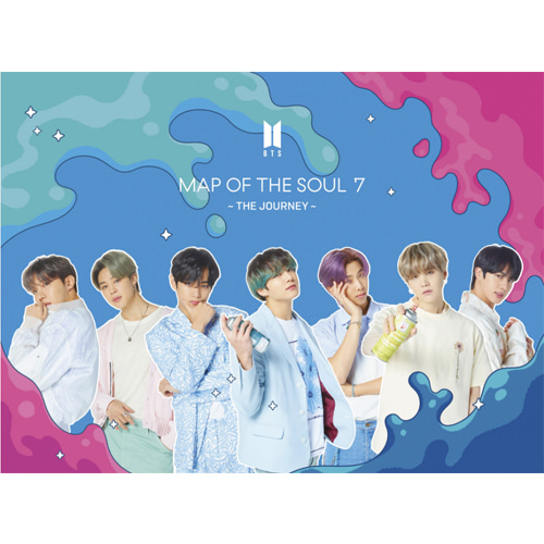 [Ship From 15th/JUL] BTS - MAP OF THE SOUL : ~7 THE JOURNEY~ Type B (JAPANESE OFFICIAL) Koreapopstore.com