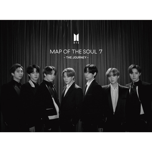 [Ship From 15th/JUL] BTS - MAP OF THE SOUL : ~7 THE JOURNEY~ Type C (JAPANESE OFFICIAL) Koreapopstore.com