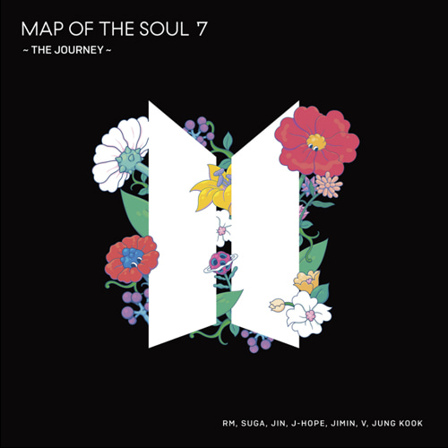 [Ship From 15th/JUL] BTS - MAP OF THE SOUL : ~7 THE JOURNEY~ Normal (JAPANESE OFFICIAL) Koreapopstore.com