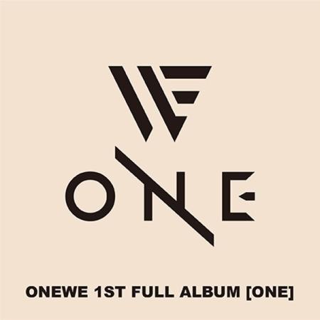 ONEWE - VOL.1 [ONE] Koreapopstore.com