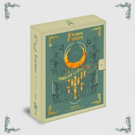 DREAMCATCHER  - THE END OF NIGHTMARE (4TH MINI ALBUM) KIT ALBUM Koreapopstore.com