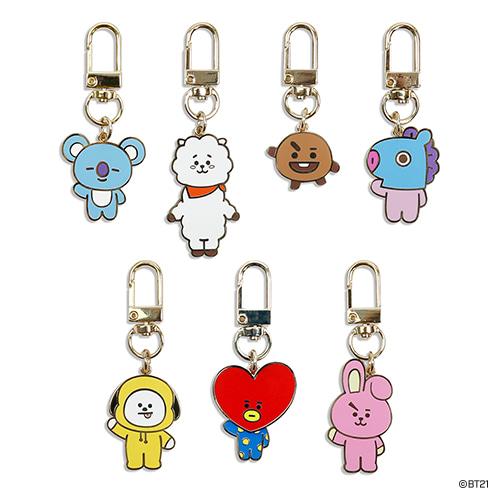 [BT21] Simple Keyring (MP) Koreapopstore.com