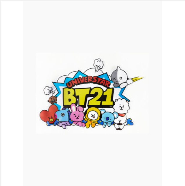 [BT21] Balloon Sticker (LF) Koreapopstore.com