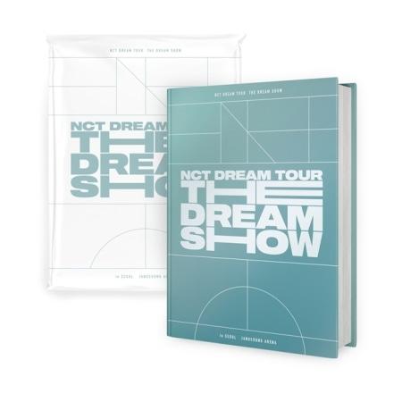 NCT DREAM TOUR [THE DREAM SHOW] PHOTOBOOK & LIVE ALBUM (2CD) Koreapopstore.com