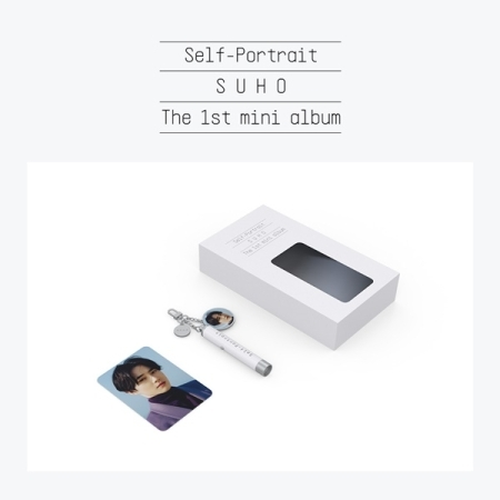 [SUHO] PHOTO PROJECTION KEYRING : 1st Mini Album SELF-PORTRAIT Koreapopstore.com