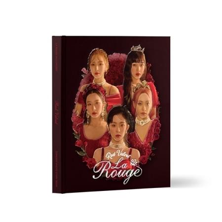 RED VELVET - RED VELVET 3RD CONCERT [LA ROUGE] PHOTOBOOK Koreapopstore.com
