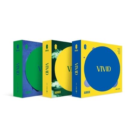 [SIGNED CD/Unsealed] AB6IX - VIVID (2ND EP) / V + I + D ver. SET Koreapopstore.com