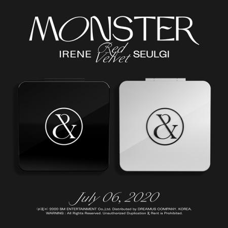 RED VELVET - IRENE & SEULGI - MONSTER (1ST MINI ALBUM) Koreapopstore.com