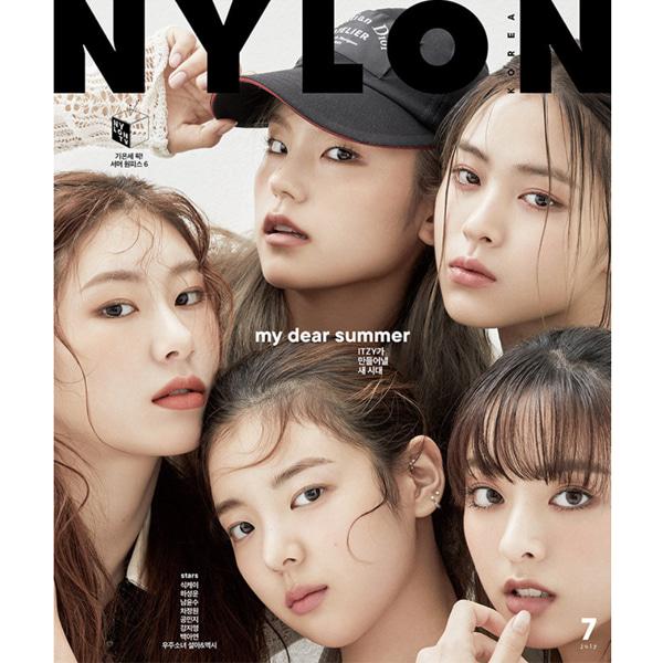 [NYLON] July (2020) Koreapopstore.com