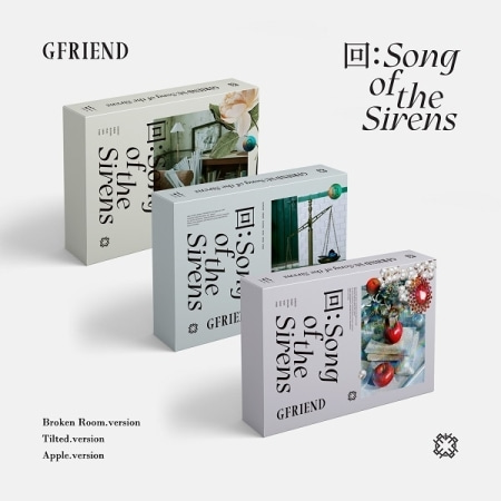 [SIGNED CD] GFRIEND - 回:SONG OF THE SIRENS Koreapopstore.com