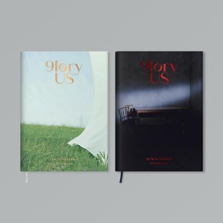 [SIGNED CD/Unsealed] SF9 - 9LORYUS (8TH MINI ALBUM) / GOLDEN Chaser Ver. + BLACK Chaser Ver. SET Koreapopstore.com