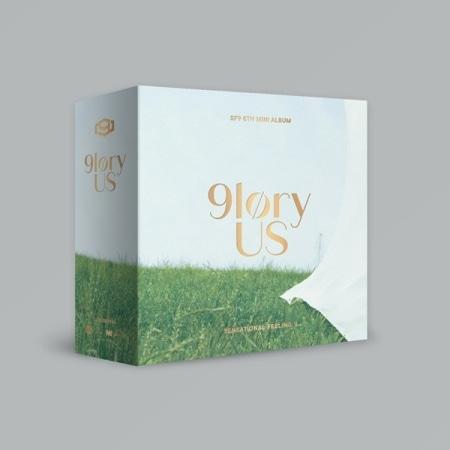 SF9 - 9LORYUS (8TH MINI ALBUM) KIT ALBUM Koreapopstore.com
