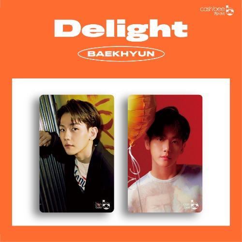 [BAEKHYUN] CASHBEE Transportation Card - DELIGHT Koreapopstore.com