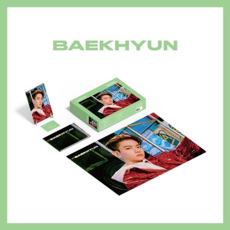 [BAEKHYUN] PUZZLE PACKAGE LIMITED EDITION Koreapopstore.com