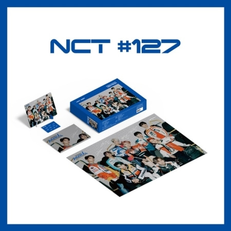 [NCT 127] PUZZLE PACKAGE LIMITED EDITION Koreapopstore.com