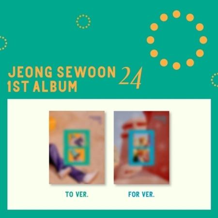 JEONG SE WOON - VOL.1 PART 1 [24] Koreapopstore.com