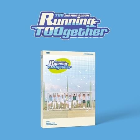 [SIGNED CD] TOO - RUNNING TOOGETHER (2ND MINI ALBUM) Koreapopstore.com
