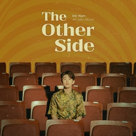 ERIC NAM - THE OTHER SIDE (4TH MINI ALBUM) Koreapopstore.com