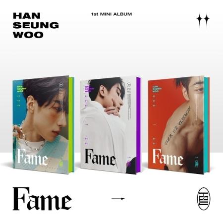 HAN SEUNG WOO - FAME (1ST MINI ALBUM) Koreapopstore.com