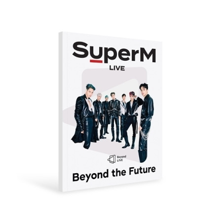 SUPERM - BEYOND THE FUTURE : BEYOND LIVE BROCHURE PHOTOBOOK Koreapopstore.com