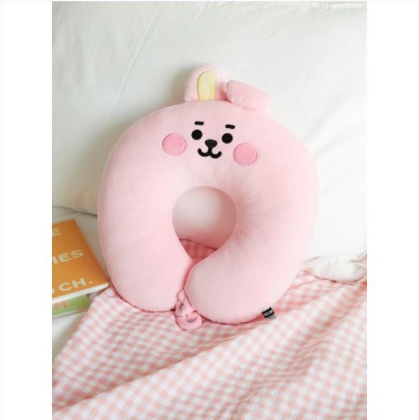 [BT21 BABY] Neck Pillow : COOKY (LF) Koreapopstore.com