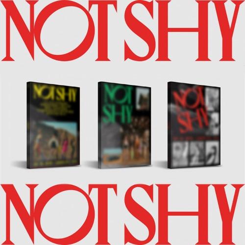 ITZY - NOT SHY Koreapopstore.com
