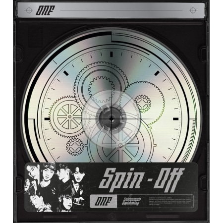 [SIGNED CD] ONF - SPIN OFF (5TH MINI ALBUM) Koreapopstore.com