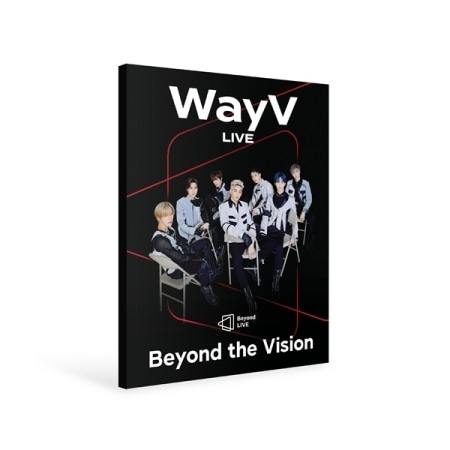 WAYV - BEYOND THE VISION : BEYOND LIVE BROCHURE PHOTOBOOK Koreapopstore.com