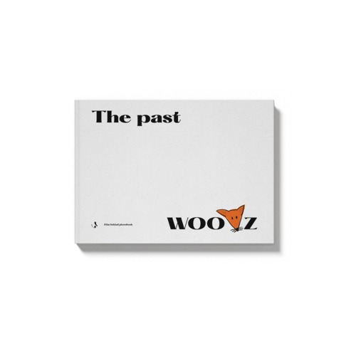 [Ship From 9th/SEP] [WOODZ] FILM BEHIND PHOTO BOOK [The past WOODZ ep1] / 25TH BIRTHDAY LIMITED MD Koreapopstore.com