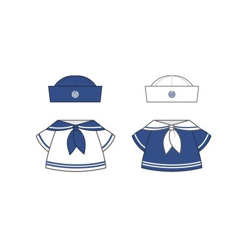 [EVEN OF DAY] DENIMALZ COSTUME MARINE VER. / 2020 Gluon Koreapopstore.com