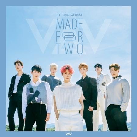 VAV - MADE FOR TWO (6TH MINI ALBUM) Koreapopstore.com