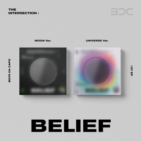 BDC - THE INTERSECTION : BELIEF (1ST EP) Koreapopstore.com