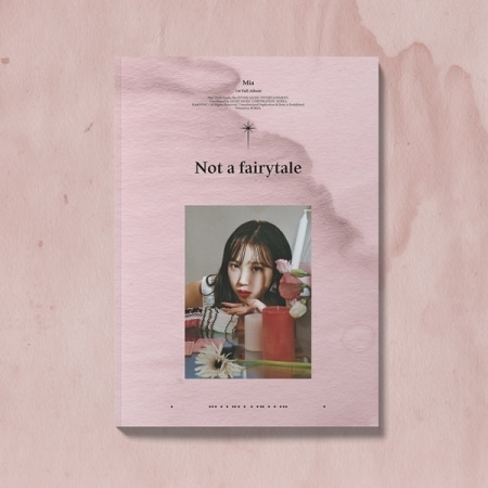MIA - VOL.1 [NOT A FAIRYTALE] Koreapopstore.com