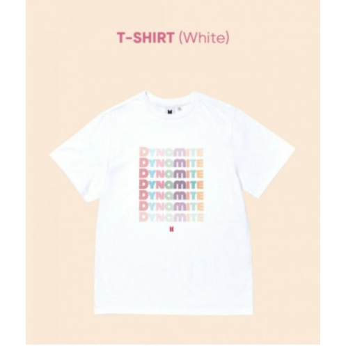 [Ship from 13th/OCT] [BTS] S/S Tee 01 / DYNAMITE MD Koreapopstore.com