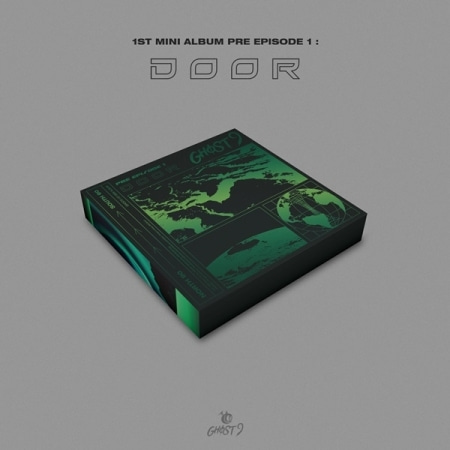 [~21st/SEP] GHOST9 - PRE EPISODE 1 : DOOR (1ST MINI ALBUM) Koreapopstore.com